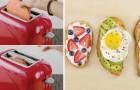Patate dolci: gustose ricette da preparare con l'aiuto... Di un tostapane!