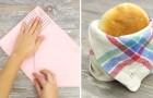 No es dificil como parece: aqui 7 modos de doblar las servilletas para decorar la mesa con estilo