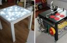 Imbattable table basse IKEA: cette pièce ultra-économique se prête à toutes sortes de transformation