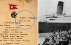 De la 1ere à la 3eme classe: voici le menu (classiste) du dernier repas servi à bord du Titanic