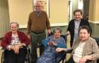 Samen gelukkig in hetzelfde bejaardentehuis: wat deze broers en zussen elkaar beloofd hebben getuigt van liefde