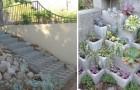 De la maison au jardin, voici 15 façons ingénieuses d'utiliser des blocs de béton