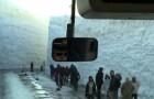 15 mètres de neige au Japon