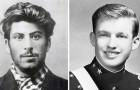 Les curieuses images de personnages historiques célèbres, avant de devenir des leaders de renommée mondiale
