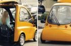 Veja a City-Car que pode mudar a vida de muitos deficientes!
