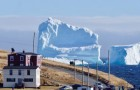 Un iceberg géant « salue » la côte canadienne: son passage est un spectacle inoubliable