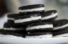 Make your own Oreo cookies at home? Why not!? :)