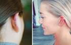 Tatouages sur les oreilles: voilà la nouvelle mode qui va vous faire oublier vos boucles d'oreilles