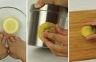 10 situaties waarin je een citroen kunt gebruiken in plaats van een chemisch produkt