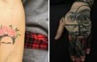 Tatouages et art: ces créations vous donneront envie de vous faire tatouer!