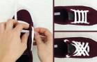 6 olika sätt att knyta skorna på som kommer att se snygga ut på dina skor