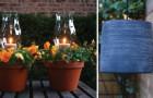 Idee per impreziosire il giardino con lavoretti fai da te e quasi a costo zero