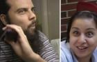 Er beschließt, seinen Bart abzuschneiden und filmt dann die Reaktionen der Menschen, die ihn kennen