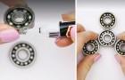 Fidget Spinner selbstgemacht: 2 Methoden, um das Trend-Spielzeug des Moments ZU HAUSE selbst zu basteln
