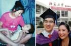 Deze vrouw weigert haar gehandicapte kind weg te geven: nu studeert hij aan Harvard