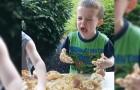 2 petits frères découvrent qu'ils auront une petite sœur: jugez la réaction...
