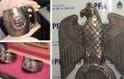 Een enorme collectie Nazi-Voorwerpen zijn gevonden in een geheime kamer in Argentinië