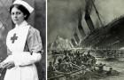 Sie überlebte drei Schiffskatastrophen, darunter die Titanic. Das ist die Geschichte der unsinkbaren Krankenschwester.