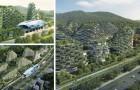 Die erste Wald-Stadt der Welt entsteht in China und wird ein komplett italienisches Projekt sein