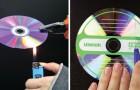 Está pensando em botar fora os CD's? Depois de ver este vídeo você vai desistir!