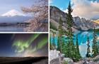32 endroits UNIQUES à visiter au moins une fois dans la vie
