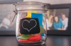 Il barattolo della felicità: un metodo per aiutare i vostri figli ad avere un atteggiamento positivo