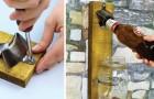 Abridor de garrafas para colocar na parede: faça você mesmo este objeto muito útil!