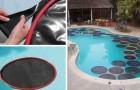 L'acqua della piscina è troppo fredda? Scoprite come trattenere il calore del sole con questo fai-da-te
