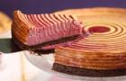 A torta de framboesa mais bonita e mais gostosa que você já preparou!