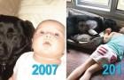 Sa sœur lui avait dit de ne pas prendre un chiot pendant la grossesse, mais elle ne l'a pas écoutée