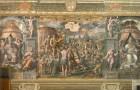 Ritrovati due dipinti di Raffaello nei Musei Vaticani: le stupende allegorie di Giustizia e Amicizia