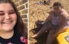 Una ragazza sovrappeso mette a tacere i bulli con un gesto molto coraggioso
