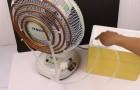 Lerne wie du das Haus mit einem gewöhnlichen Ventilator abkühlen kannst, ohne ein Vermögen auszugeben
