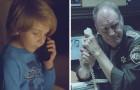 Il appelle la police pour chercher sa mère, désormais au ciel: la réponse de l'agent a ému le monde entier