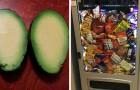16 mensen die echt mazzel hebben gehad met hun eten
