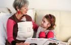 A cosa serve una nonna: la lettera di una bambina di 4 anni fa commuovere tutti