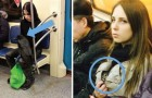 19 superstrange Personen, die du in der U-Bahn triffst