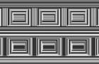 Kleine visuele test: probeer de 16 cirkels te identificeren die in deze afbeelding zijn verborgen
