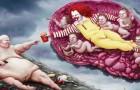 28 illustrations choc expliquant la triste réalité du monde