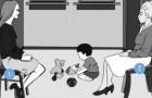 Défi visuel: qui est à votre avis la vraie mère de l'enfant?