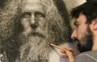 honderden uren steken in het maken van een schilderij levert adembenemende en hyperrealistische werken op