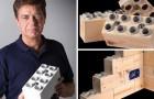 Usare LEGO giganti per costruire case: l'idea geniale di un architetto italiano