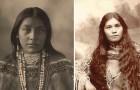 Prima del genocidio: le stupende fotografie di fine '800 delle native americane