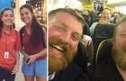 15 pessoas que encontraram o próprio sósia e decidiram imortalizar esse momento