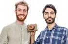 Due ragazzi siciliani riciclano gli scarti vegetali delle aziende agricole per produrre una bioplastica