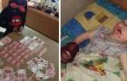 30 esilaranti immagini che mostrano cosa può accadere quando lasci solo un bambino per un istante