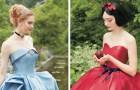 Disney ontwerpt zijn eerste collectie trouwjurken die losjes zijn geïnspireerd op de eigen prinsessen