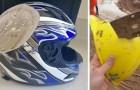 Usar el casco puede salvarte la vida: mira estas imagenes y entenderas porque