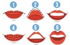 Individua che tipo di labbra hai e scopri cosa dice della tua personalità
