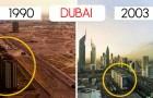 10 città che sono cambiate così tanto da apparire irriconoscibili rispetto al passato